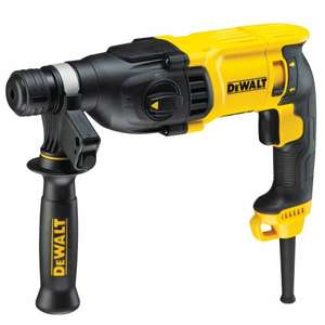 DeWalt D25133K 2kg SDS+ with carry case 240V £60 Delivered from Toolstop