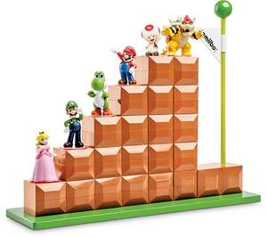 Mario Amiibo End Level Display £14.99 delivered @ Game
