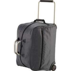 ARGOS IT World's Lightest Small Wheeled Holdall in Grey £12.99