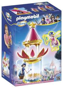 Playmobil 6688 Super 4 Enchanted Island Fairy Castle £10.51 (Prime) £12.50 (None Prime Delivered To Amazon Locker)