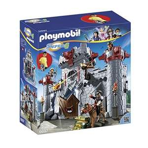 Playmobil 6697 Super 4 Kingsland Take Along Castle £13.58 (Prime) £15.57 (None Prime Delivered To Amazon Locker)