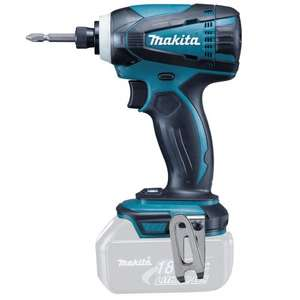 Makita DTD146Z LXT 18V Body Only Li-Ion Cordless Impact Driver - £59.99 Free delivery @ Amazon