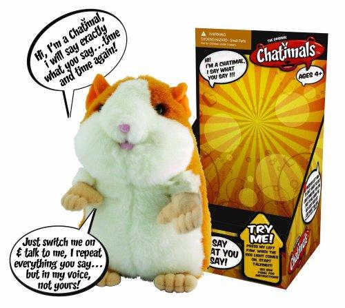 Chatimals Talking Hamster £1.75 @ Asda (Instore)