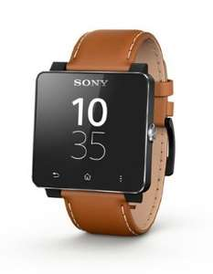 Sony smart watch 3 leather strap £19.99 @ Amazon