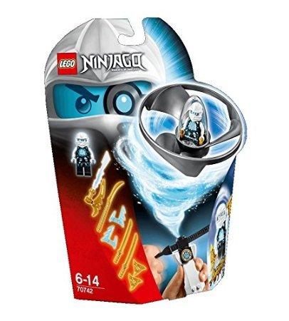 Lego Ninjago Airjitzu Zane Flyer £4.99 Prime / £8.98 Non-Prime @ Amazon
