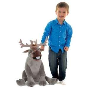 Disney Frozen Sven the Reindeer Giant 24 Inch Plush toy - now £10.99 @ Argos