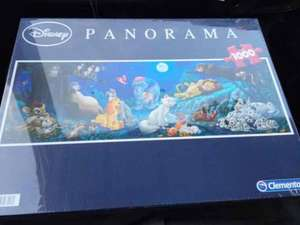 Disney Panorama  Jigsaw Puzzles Different Varieties £2.99 @ Lidl