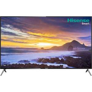 Hisense HE58KEC730UWTSD  58 inch 4k tv £659 using code (feb40) @ AO