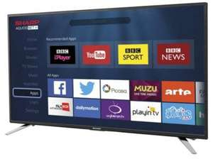 ** Sharp LC49CFE6032K 49 Inch Smart Full HD 1080p LED TV with Freeview HD & 3xHDMI now £249 delivered @ Tesco Direct **