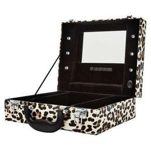 Gold Rush Animal Print Light-Up Jewellery Box, Less Than Half Price £8.99 @ Argos
