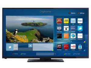 Digihome 50278FHDLEDCNTD  50 Inch Smart WiFi Built In Full HD 1080p LED TV with Freeview HD £219 Free Delivery at Tesco Direct
