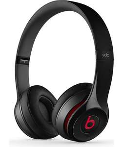 Beats By Dre Solo Headphones (Black) £99.99 @ Argos