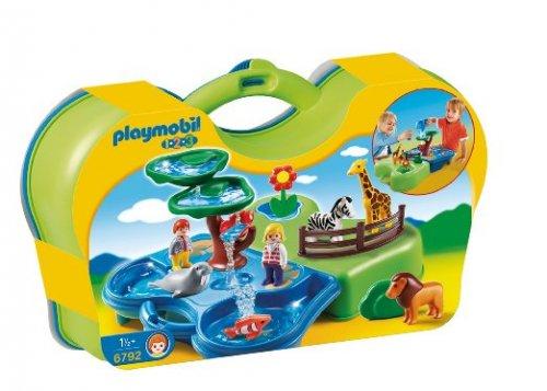 Playmobil 123 Take along zoo & aquarium £14.20 (prime) £18.95 (non prime) Amazon (From £29.99)