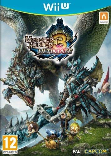 Monster Hunter 3 Ultimate Wii U £9.85 @ Shopto