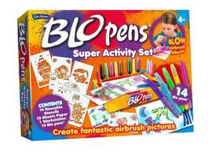 Blo Pens Super Activity Set half price £9.99 @ Argos