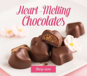 Save 20% of Valentines Chocolates @ Lily O'brien