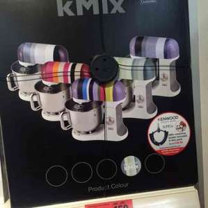 Kmix stand mixer woodland kiwi kmx81 was £400 now £150 sainsburys