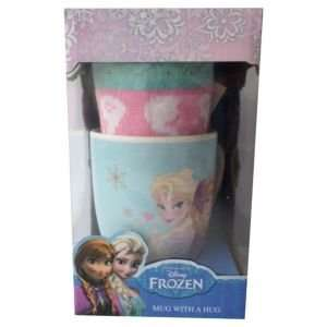 Frozen Mug with knitted cosy @ Tesco INSTORE only 50p!