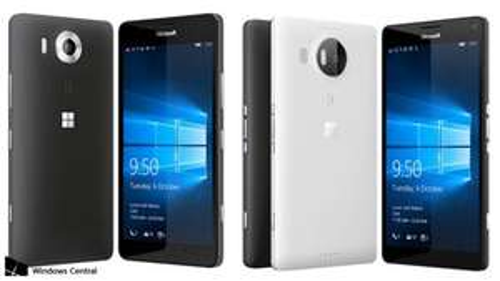 Microsoft Lumia 950/950XL (black and White) £319.97 @ Currys Ebay