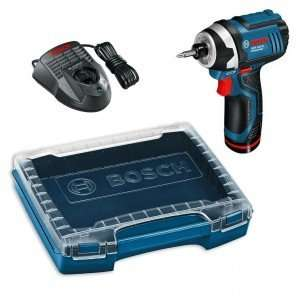 BOSCH GDR 10.8-LI Impact Driver with 2ah battery and charger £74.95 (+£6.95 delivery or free if over £100) @ powertoolworld.co.uk