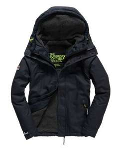 Superdry Double Atlantic Jacket £57.50 @ superdry.com