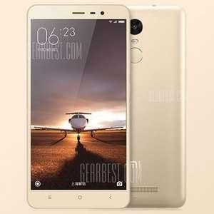 Xiaomi Redmi Note 3 4G Metal Body Finger Print Helio X10 Octa Core 5.5 inch 4000 mAh Battery 2GB RAM 16GB Rom £112.70 From AliExpress / Hong Kong Goldway