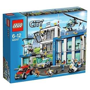 Lego 60047 City Police Station £49.99 @ Argos