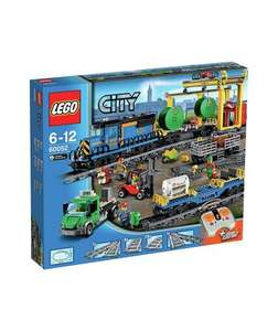LEGO® City Cargo Train - 60052 £74.99 @ Argos