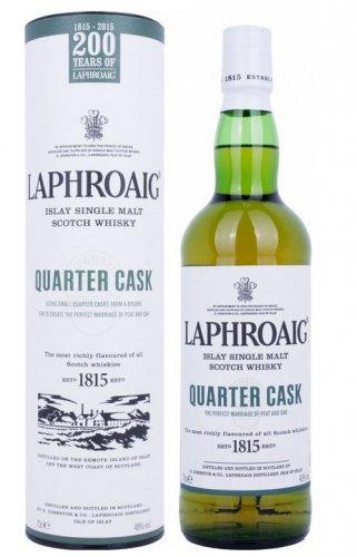 Laphroaig Whisky Quarter Cask 70cl £25 @ Amazon