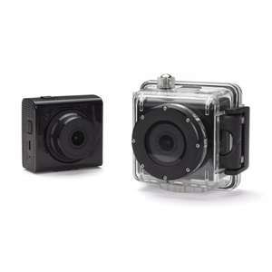Kitvision Splash 1080p HD Waterproof Action Camera W Accessories - Free PP £29.99 Vodafone Ebay Store