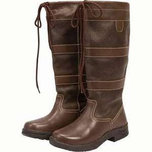 Saxon country boots sz8 £47.99 Robinsons equestrian, Leeds
