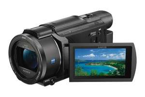 Sony FDR-AX53 4K UHD Camcorder £360 @ Amazon (Pre order)