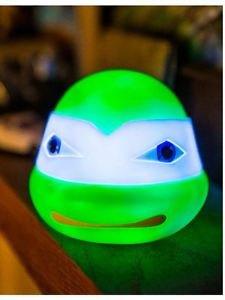 Teenage Mutant Ninja Turtles Illumimate Mood Light 10p @ B&M