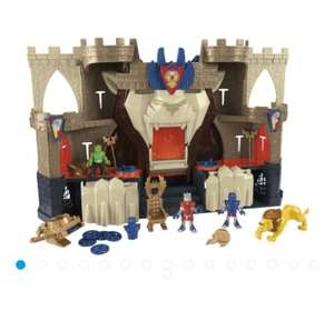 Fisher-Price Imaginext Lion's Den Castle £19.99 @ Tesco