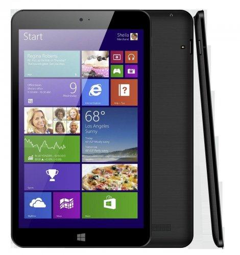 "Bush Eluma B1, 8"", Quad Core, 32GB Windows Tablet (Windows 8.1, Upgradeable To 10), 8"", 32GB, 2GB RAM, £59.99 @ Argos Ebay"
