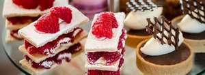 2for1 Champagne Afternoon Tea £25 at the Runnymede Hotel, Surrey (Mondays)