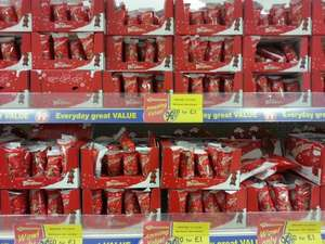Malteasers Merryteasers 29g 10 for £1 @ 99p Stores