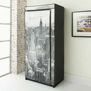 Cheap New York Single Canvas £6.99 from B&M!