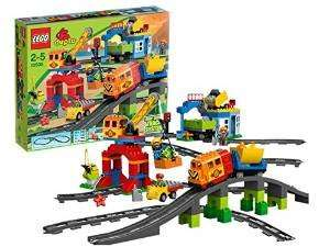 Lego Duplo Deluxe Train Set 10508 £67.50 @ Amazon.de