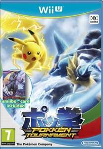 Pokken Tournament - Wii U - £36.99 @ Base.com