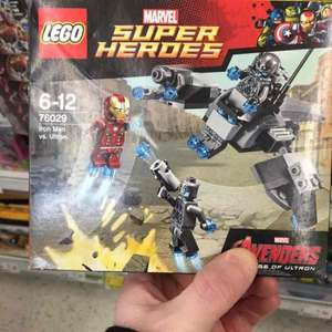 Lego avengers set £6.00 at Asda Skelton