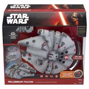 Star Wars - Millennium Falcon U-Command Hero Vehicle £20 from Tesco Direct