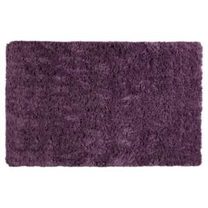Tesco Soft Shaggy Rug 70 x 130cm, Plum Or Grey, £5 In Store @ Tesco St Rollox, Glasgow, May Be National?