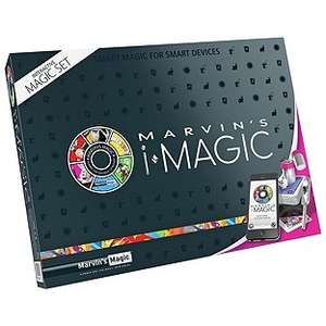Marvin's i-Magic Interactive Box of Tricks, Better Than Half Price @ 9.99 Argos