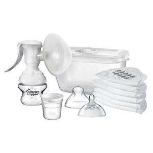 Tommee Tippee Manual breast pump £10.99 (Prime) £14.98 (Non Prime) @ Amazon