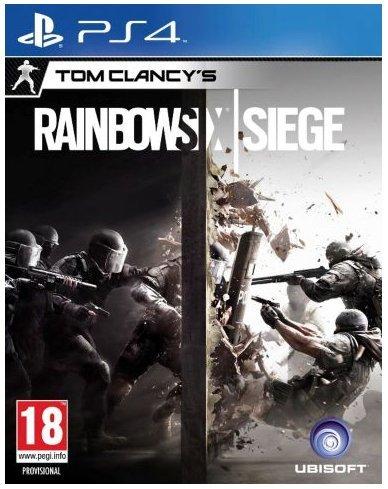 [PS4/Xbox One] Tom Clancy's Rainbow Six: Siege - £25.00 - Tesco Direct (PS4 - £24.99 - Amazon)