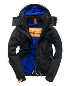 SUPERDRY Pop Zip Arctic Windcheater Womens Jacket £41.99 @ superdry ebay