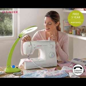 Singer Symphonie sewing machine £79.99 ALDI instore only from Thursday 11th