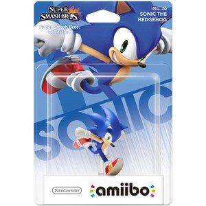 Sonic, Mega Man, Pac Man Amiibo back in stock £10.99 @ Nintendo Store