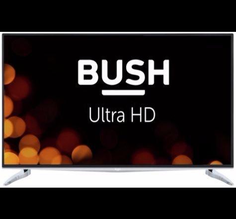 Bush 40 Inch 4K UHD Freeview HD Smart LED TV £249.99 @ Argos